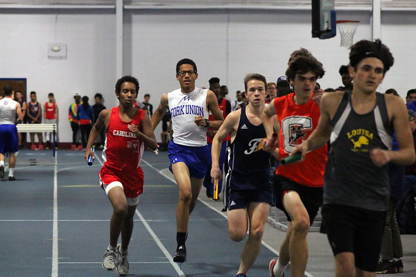 Indoor Track's FUMA Mini Invite - Dec. 6, 2017