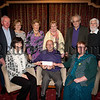 Members of Clonallen, Ivy and Warrenpoint Bridge Club held a charity Bridge Event on October 11th and raised £500 for the Southern Area Hospice. Pictured are memnbers presenting a cheque to Eunan Crawford from teh Southern Area Hospice. R1548003