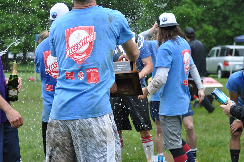 Recesstime Portland Kickball Dodgeball Bowling Ping Pong Mushball - 451