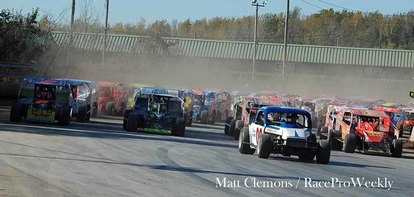 Super DIRT Week XLIV - Sunday  / Matt Clemons Photos