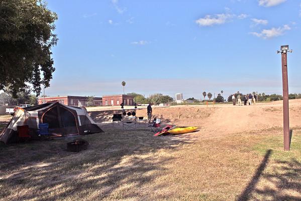 Firemen's Park Groundbreaking