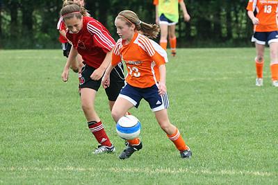 U12 Girls- Far Post vs. Capital