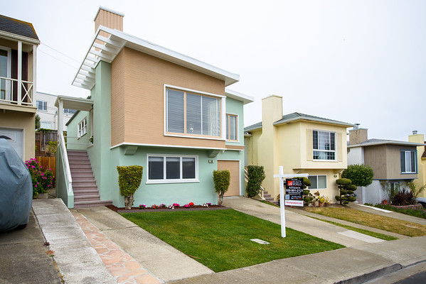 740 Southgate Ave (Real Estate Photography) @ Daly City, California