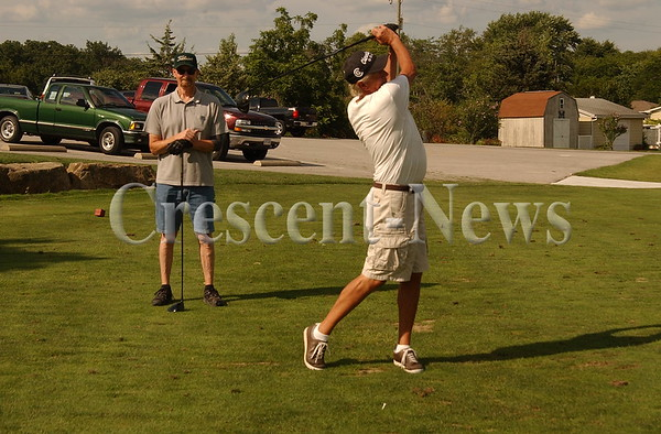 07-22-15 NEWS Golfing at AuGlaize Golf Club
