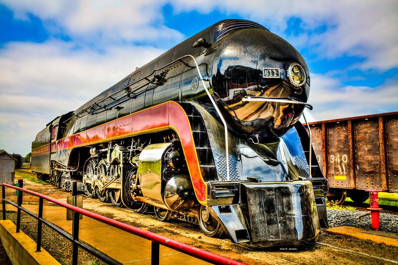 Modern Steam 611