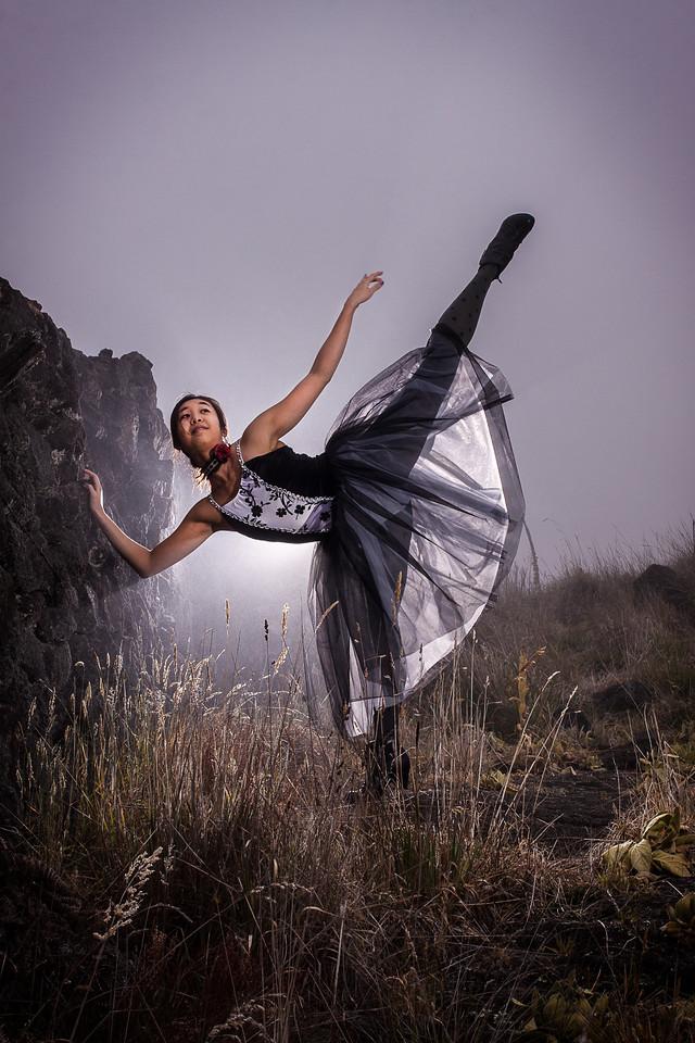 Ballet in the Fog