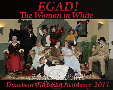 EGAD! The Woman in White 2011