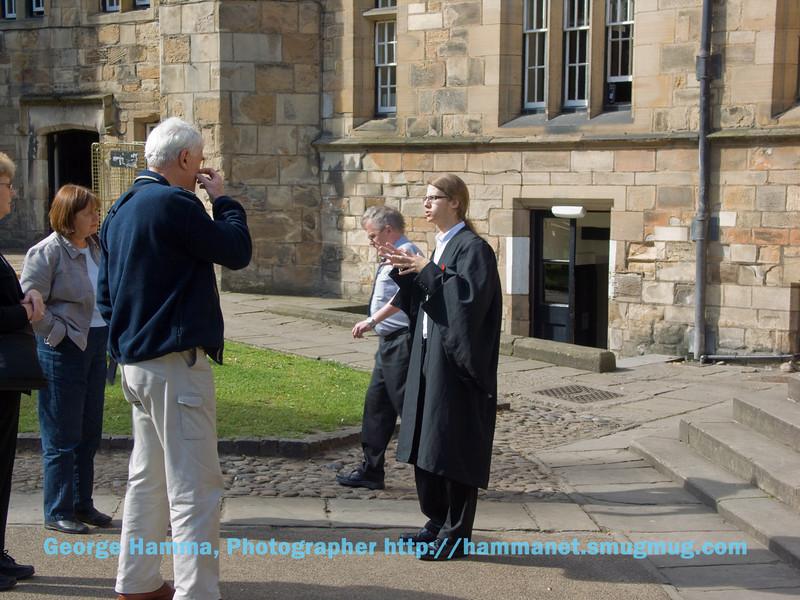 Durham Castle - The Tour