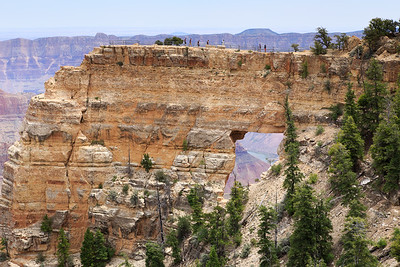 Grand Canyon North Rim - Angels Window