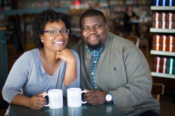 ~ Ebony and LeVar Engagement ~