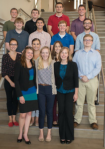 2016 Hagerman Scholars