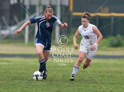 2010-03-16 Soccer Varsity Girls Bellaire vs Lamar