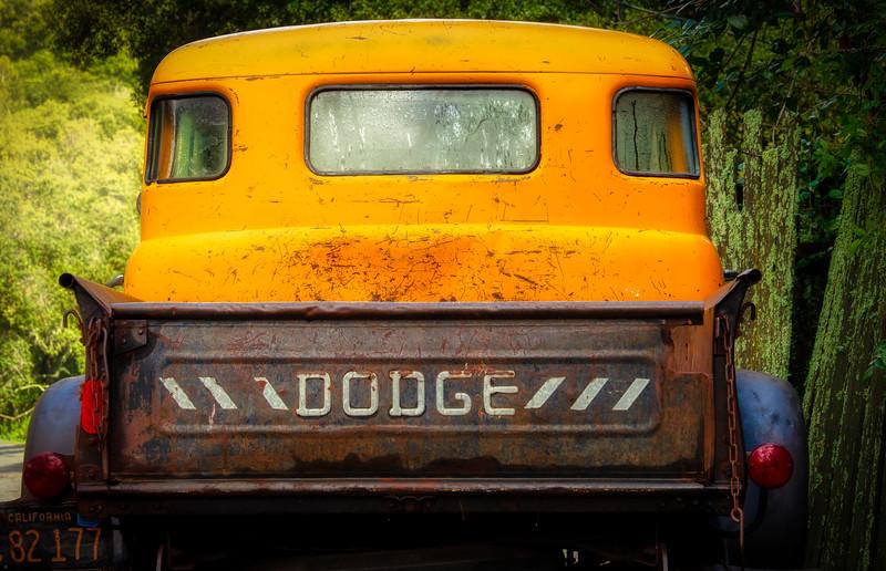 1953 Dodge B3 4, Los Gatos, California, 2010