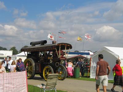Lincoln Rally 2005