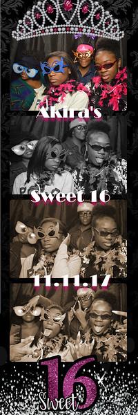 11.11.17 Akira's Sweet 16