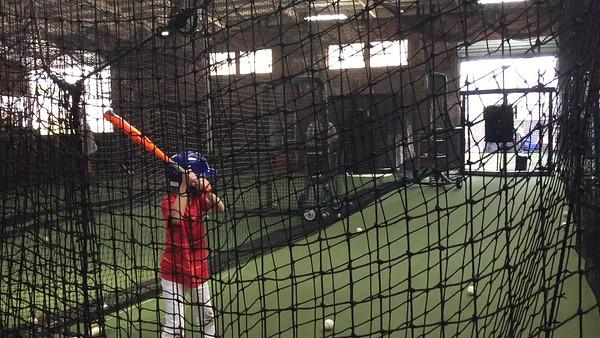 Beach City Baseball Batting Cages Video