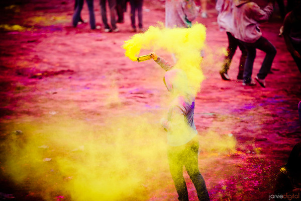 Random pictures at 2011 Festival of Colors