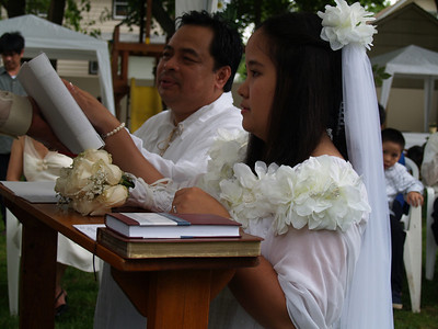 Ed and Lizette's Wedding - 05/31/08