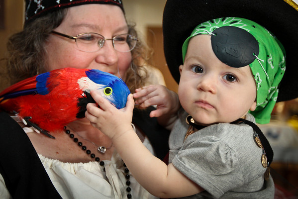 Haney Pirate Party 2010