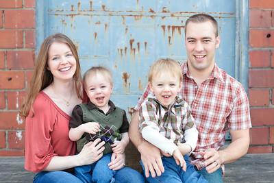 Stachler Family- 2013