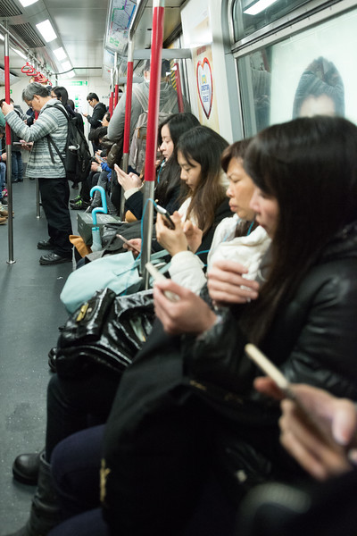 Subway impression
