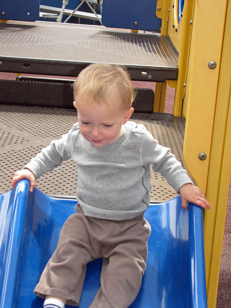 14-Karl at slide