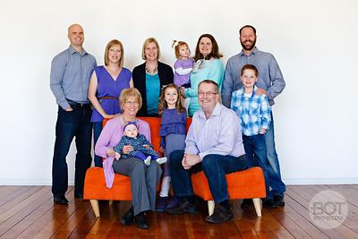 Satrom Family