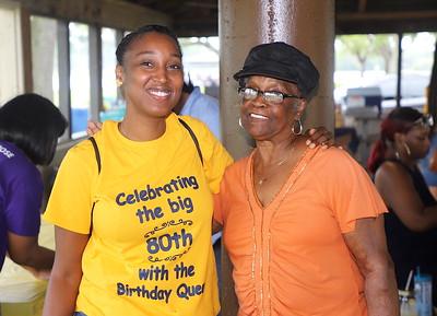 Gladys Birthday Celebration