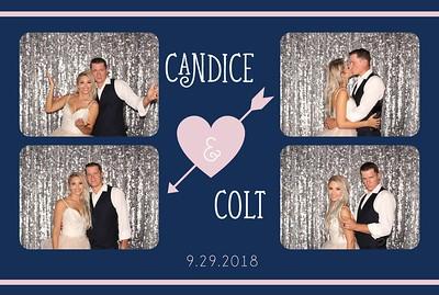 Candice and Colt - Venue311 - 9.29.2018