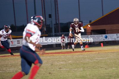 Football:  Broad Run v. Liberty (Homecoming)