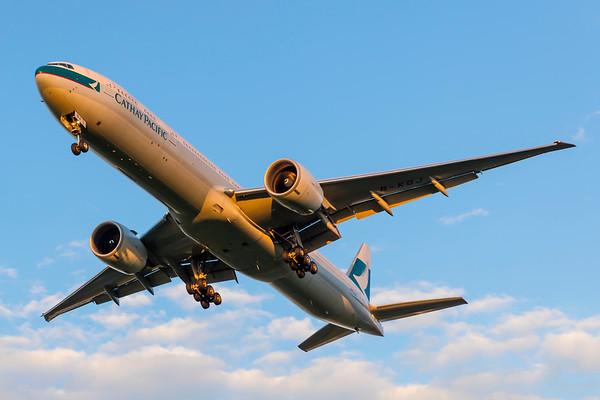 B-KQJ - Boeing 777-367/ER
