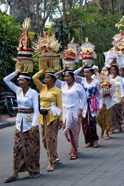 Procession in Ubud