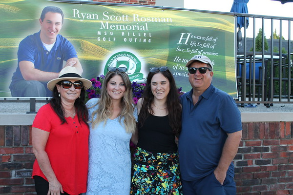 Ryan Scott Rosman (z'l) Memorial MSU Hillel Golf Outing 2020