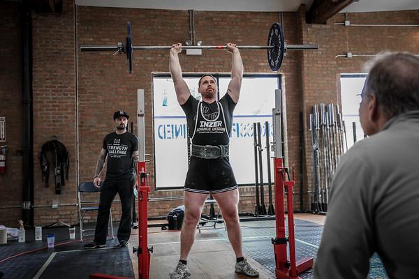 Starting Strength Challenge  4/1/17