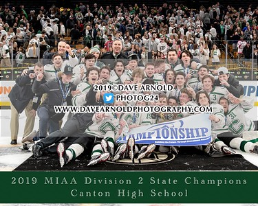 3/17/2019 - MIAA D3 State Final - Canton vs Tewksbury