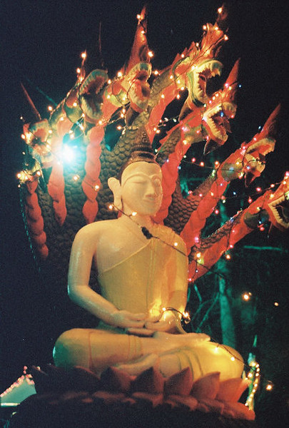 Visiting Buddhist Statues 2006