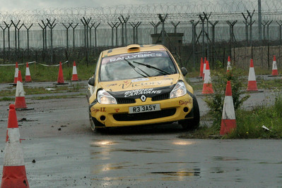 S. M. C. Members at the Turnbull Trophy Rally (24th of June  2012)