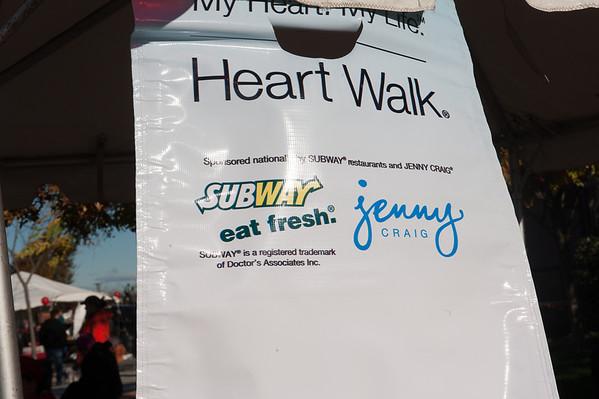 AHA Heart Walk Philadelphis Jenny Craig