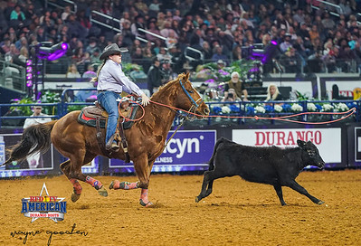 The American Rodeo - March 7-8 2020