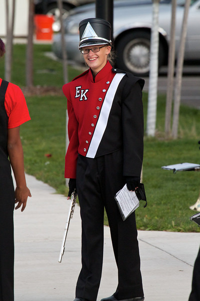 2010, October 1 Homecoming Performance