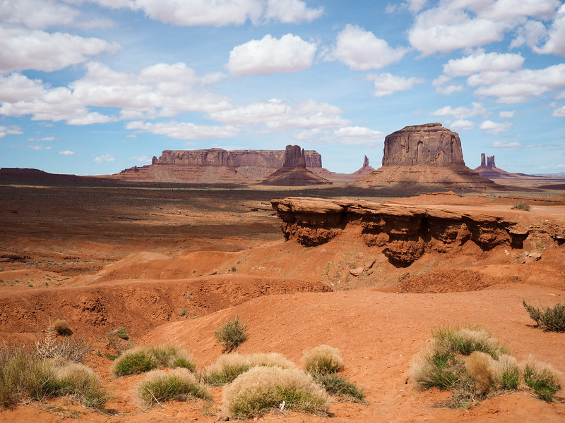 John Ford Point at Monument Valley