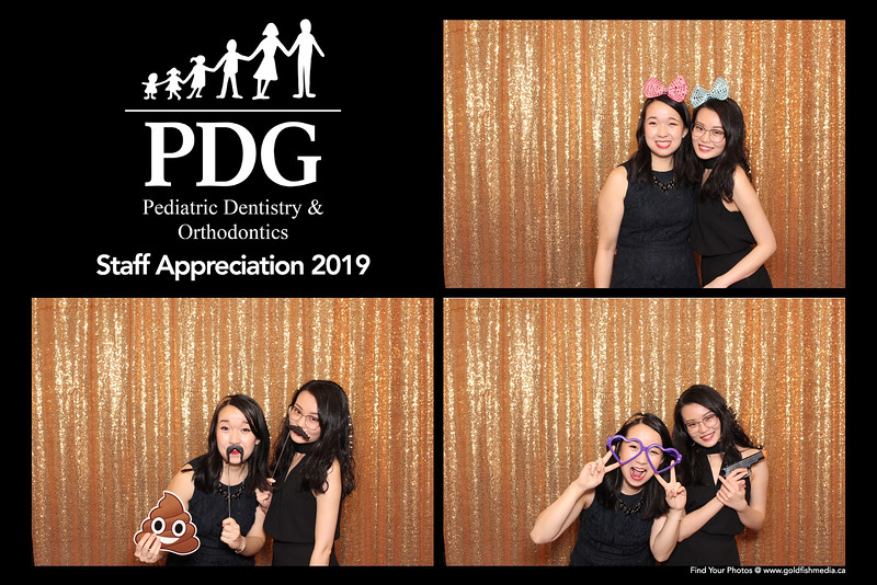Goldfish Photobooth Rentals