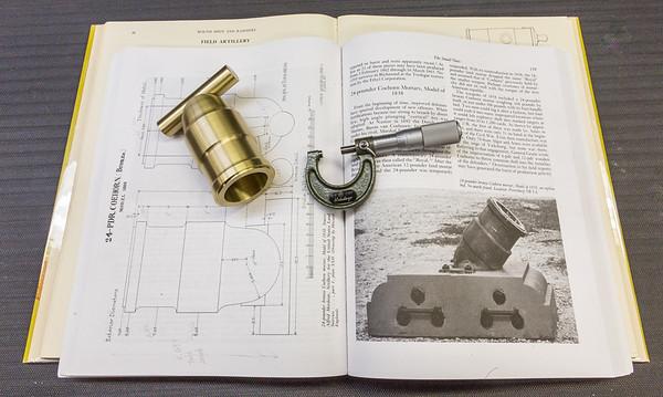 Model Cannons & Mortars