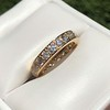 2.05ctw Round Brilliant Diamond Eternity Band 1