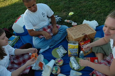 Federal Hill Picnic - August 2006