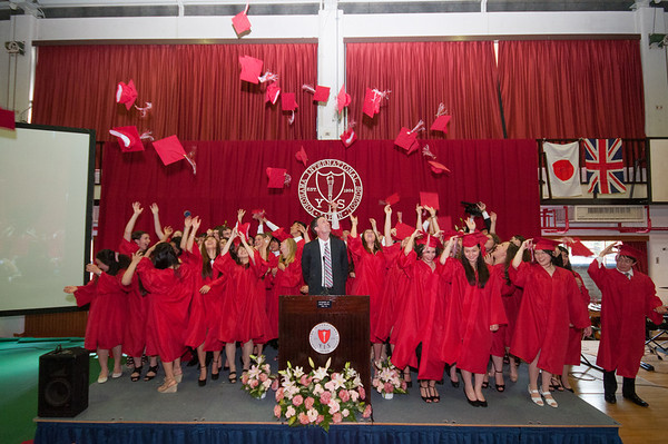 2013 High School Commencement