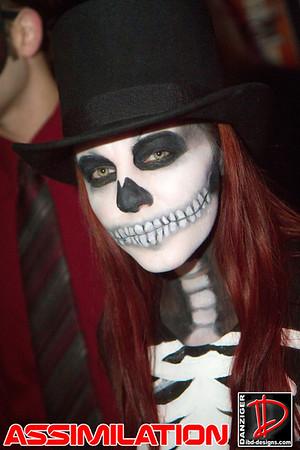ASSIMILATION Halloween Ball 2012