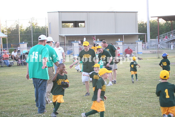 T-Ball 2nd Game