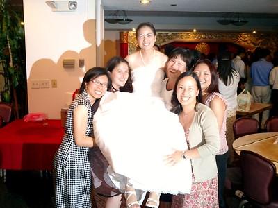 2003.08.02 Sunday - Andy & Audrey Wu's wedding
