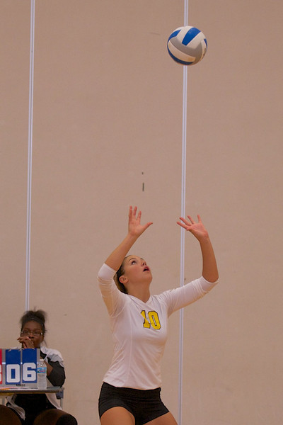 Volleyball - Adams HS 2012 Varsity